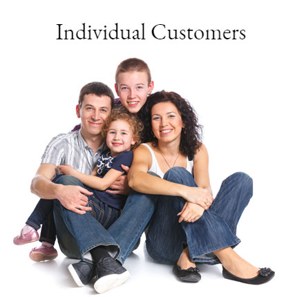 Individual Health Insurance Customers
